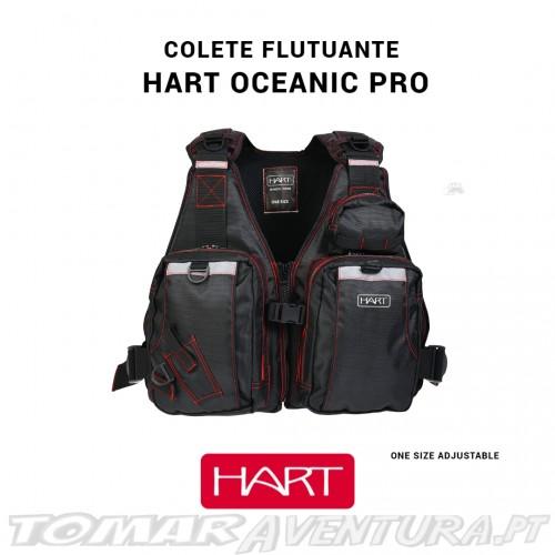 Colete Flutuante Hart Oceanic Pro