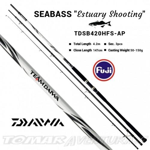 Cana Team Daiwa Sea Bass 420HFS