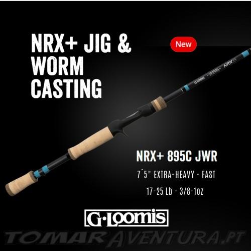 """G-Loomis NRX+ 895C JWR 7´5"""""""