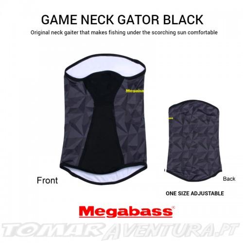 Megabass Game Neck Gater