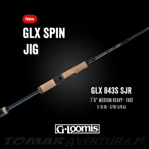 "Cana G-Loomis GLX 843S JSR 7´0"""