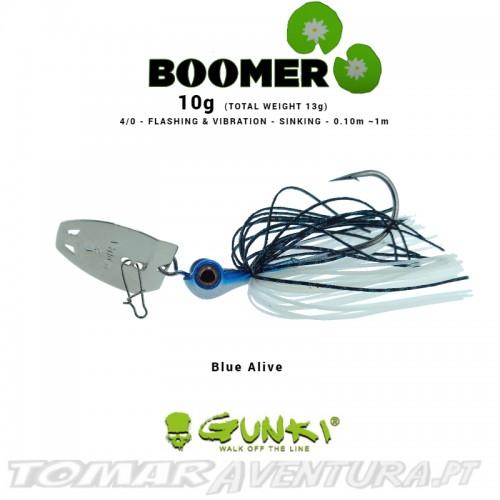 Chatterbait Gunki Boomer 10g