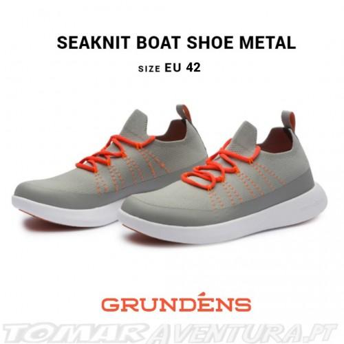 Grundéns Seaknite Boat Shoe Metal