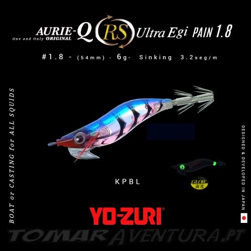 Yo-Zuri Aurie Q RS Ultra Egi Pain 1.8