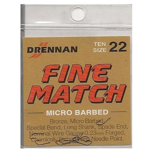 Anzois Drennan Fine Match
