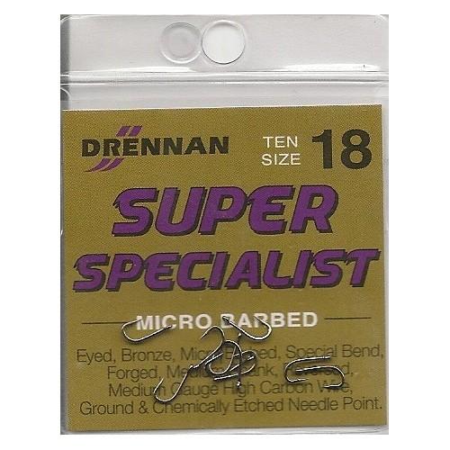 Anzois Drennan Super Specialist
