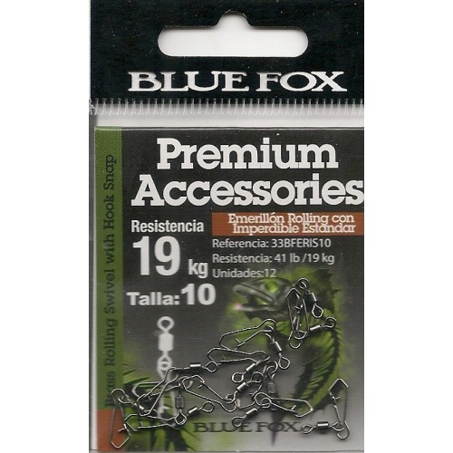 Destorcedor Blue Fox com Snap