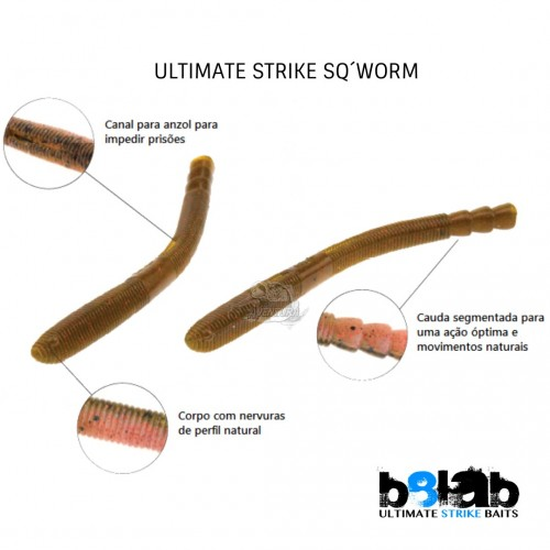 b8lab Ultimate Strike SQ´Worm