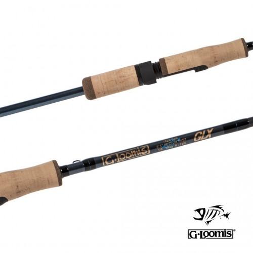 "Cana G-Loomis GLX 853S JWR 7´1"""