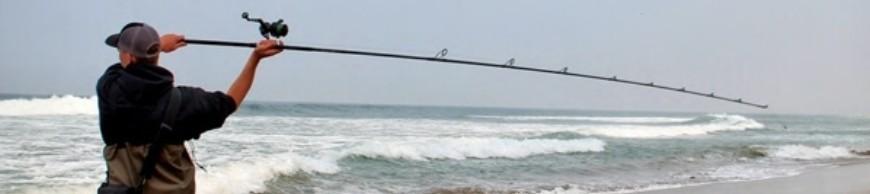 Surf Casting (3 Parts)